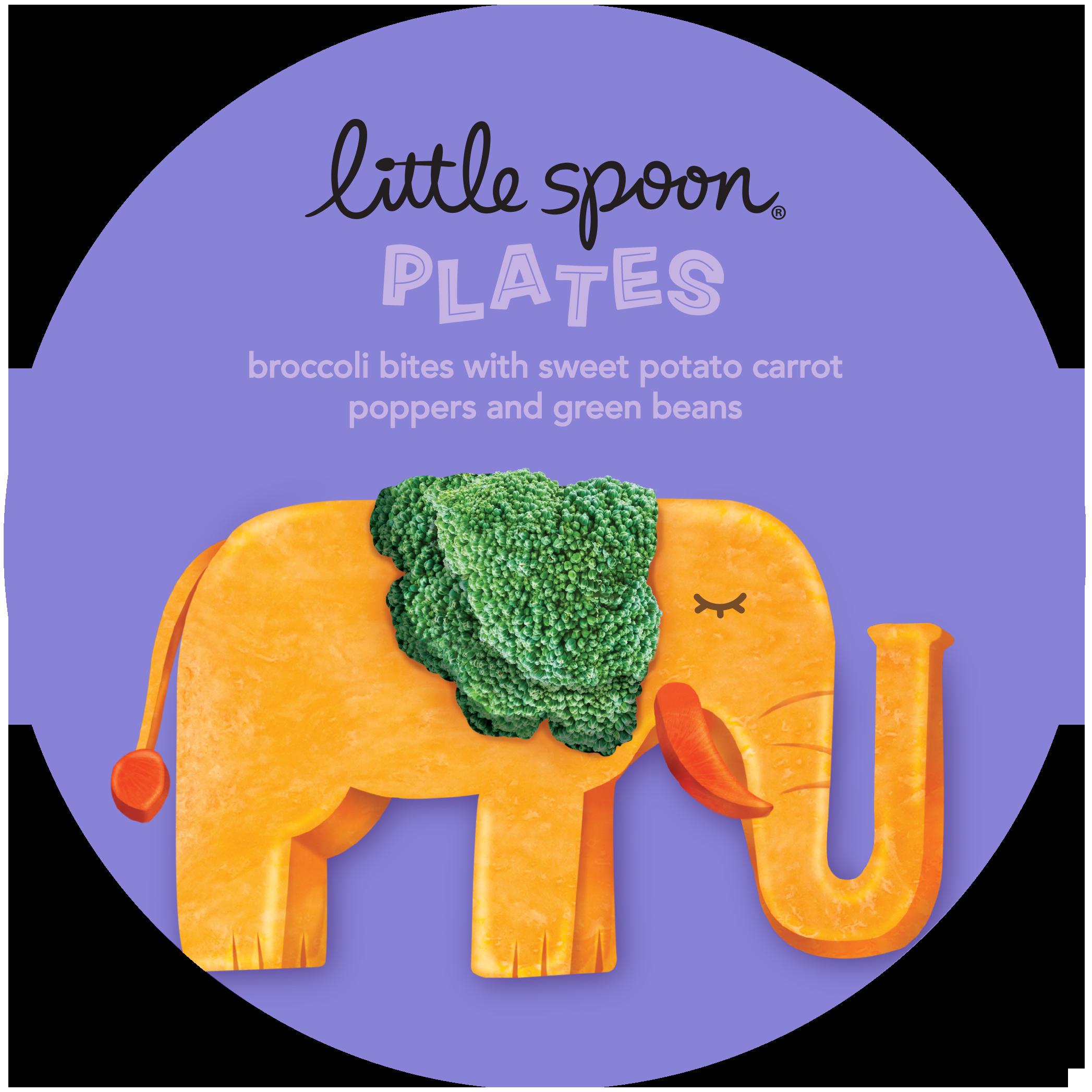 Sleeve of Broccoli Bites