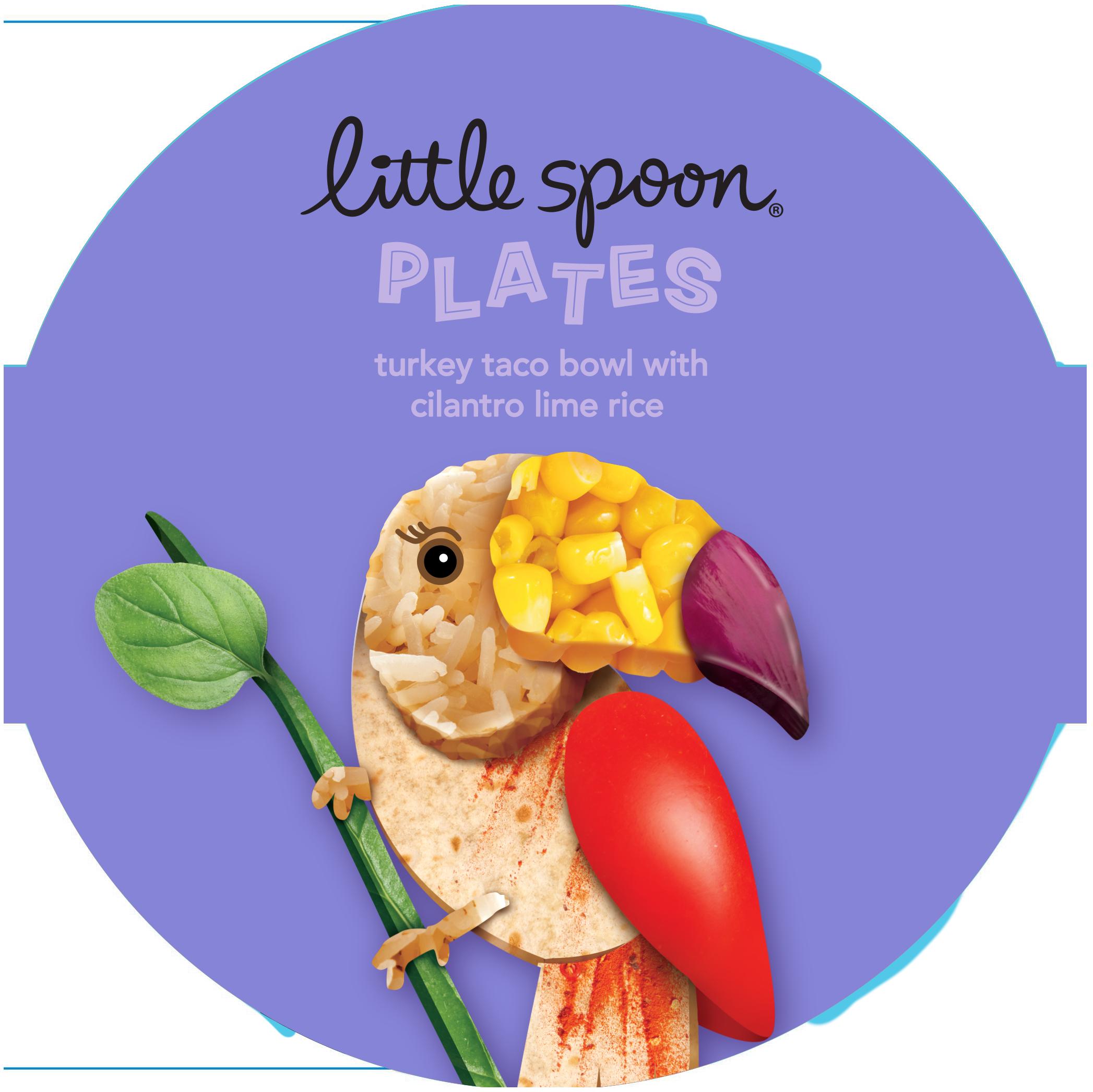 Sleeve of Turkey Taco Bowl