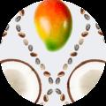 Chia Mango Coconut Milk