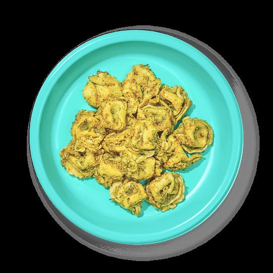 Plate of Three Cheese Tortellini
