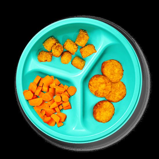 Plate of Cauli Croquettes